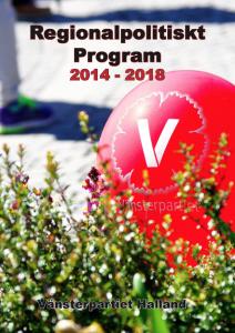 Regionalpolitiskt program för region Halland 2014-2018