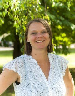 Tania Bengtsson, gruppledare