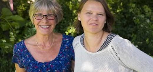 Tania och Mariann