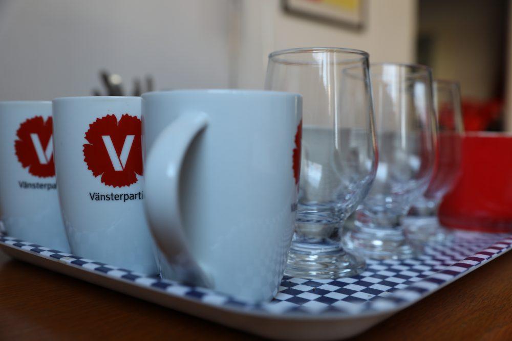 Kaffekoppar behövs för alla lyckade möten