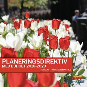 Planeringsdirektiv 2018-2020